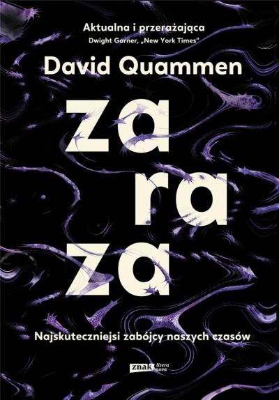 Zaraza David Quammen