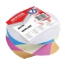 Kostka kolor kręcona mała Office Products 8,3x8,3x3,5cm.14053411-99