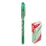 Długopis usuwalny iErase żelowy ZIELONY 0,5mm MG AKPA8371-5