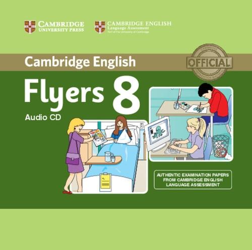Cambridge Flyers 8 Audio CD