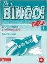 New Bingo! 1 Plus Zeszyt ćwiczeń z elementami pisania Szkoła podstawowa Wieczorek Anna
