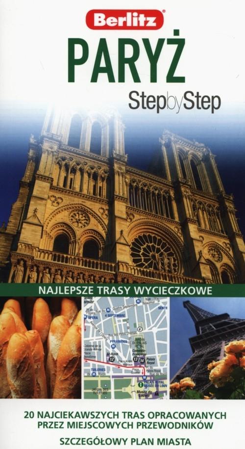 Paryż Step by Step Przewodnik Berlitz
