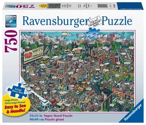 Puzzle 750: Everyday Goodness (16804)