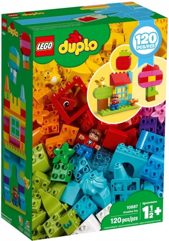 Klocki DUPLO 10887 Kreatywna zabawa (10887)