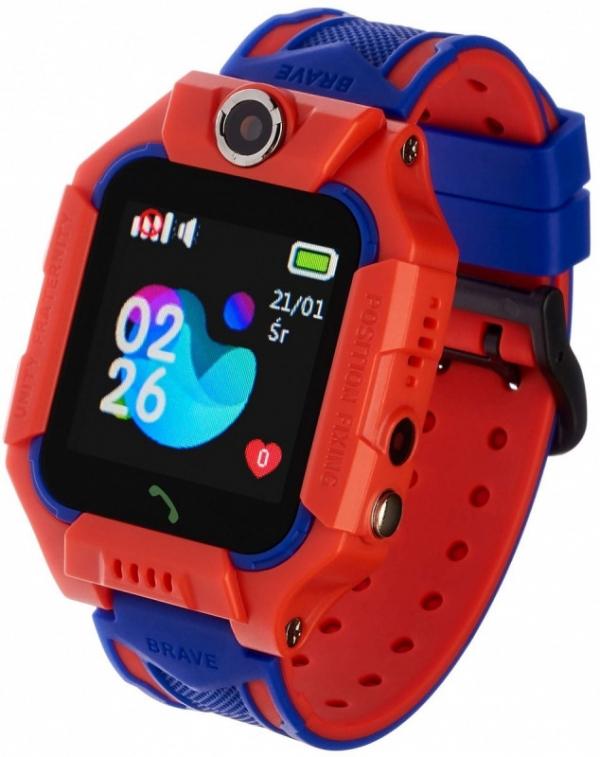 Smartwatch Kids Play Czerwony (5903246284591)