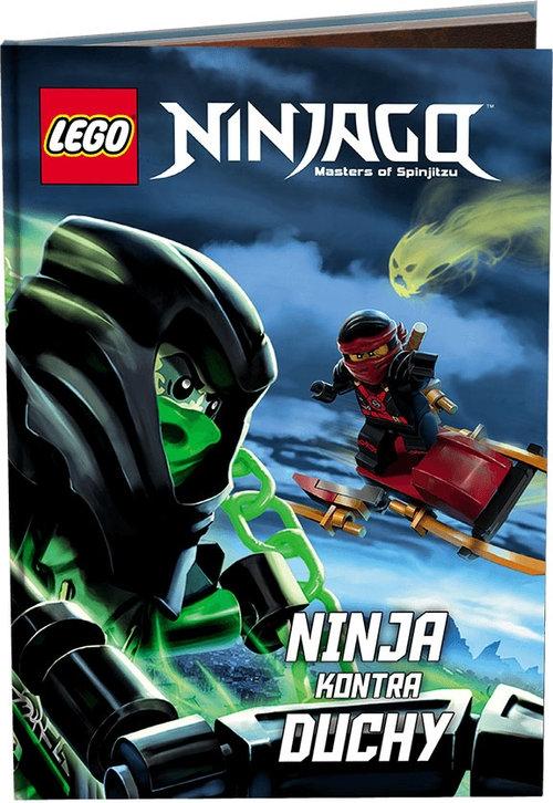Lego Ninjago Ninja kontra duchy opracowanie zbiorowe