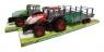 Traktor z przyczepą 80 cm