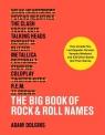 The Big Book of Rock & Roll Names Dolgins Adam
