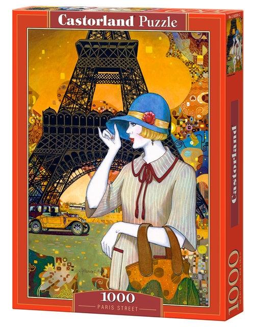 Puzzle Paris Street 1000 (C-103591)