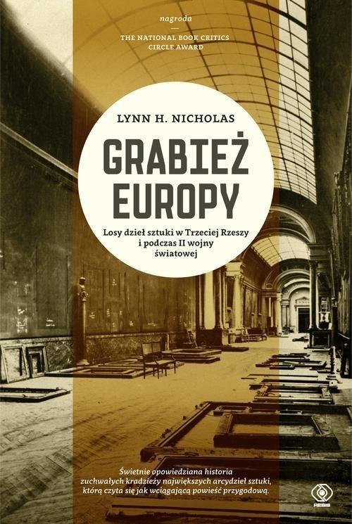 Grabież Europy Nicholas Lynn H.