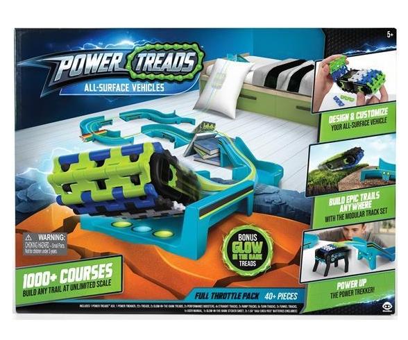 Power Treads - Pojazd gąsienicowy (5559)