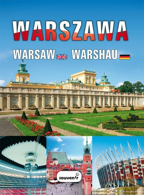 Warszawa (Uszkodzona okładka)