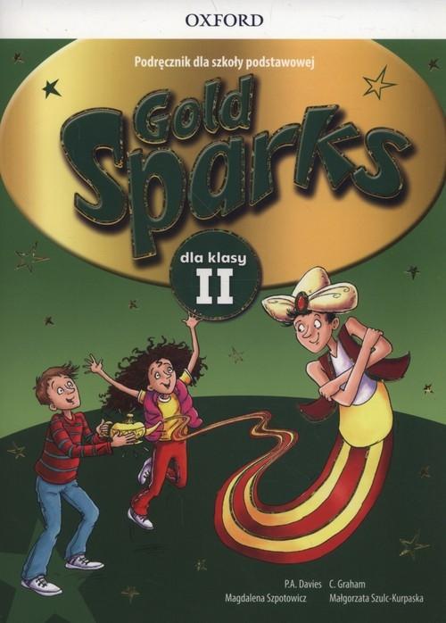 Gold Sparks dla klasy II. Podręcznik z nagraniami audio (dotacja) Davies P.A., Graham C.
