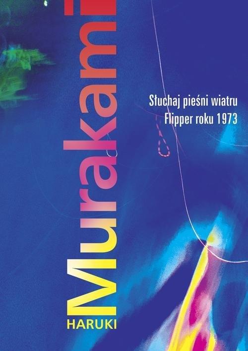 Słuchaj pieśni wiatru Flipper roku 1973 Murakami Haruki