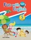 Fun with English 5 SP Podręcznik + Multi-ROM. Język angielski Jenny Dooley, Virginia Evans