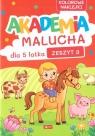 Akademia Malucha dla 5-latka zeszyt 3