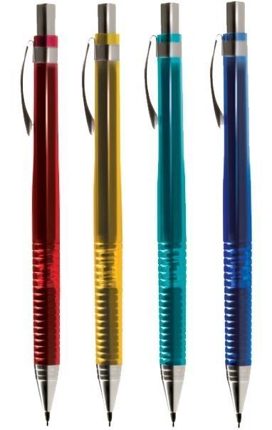 Ołówek automatyczny HB 0.5 mm MIX (20szt.)KV030-MA