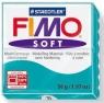 Masa termoutwardzalna Fimo Soft turkusowa (8020-39)