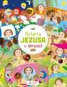 Historia Jezusa w obrazach Laureen Bouyssou