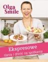 Ekspresowe dania i drinki na spotkania Smile Olga
