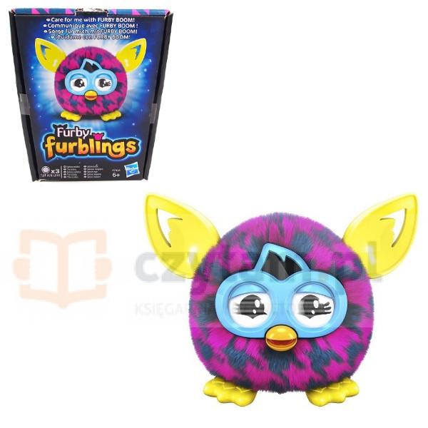 HASBRO Furby Furblings fioletowa pepitka (A6100)