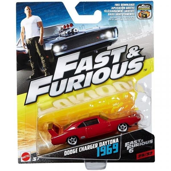Szybcy i wściekli 1969 Dodge Charger Daytona (FCF35/FCN86)
