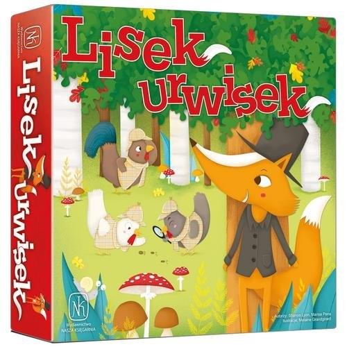 Lisek urwisek