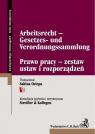 Arbeitsrecht Gesetzes und Verordnungssammlung  Prawo pracy zestaw ustaw i