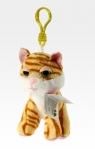 Breloczek kot pręgowany (02159)