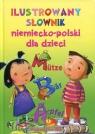 Ilustrowany słownik niemiecko-polski polsko-niemiecki Puszczewicz Sylwia