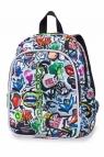 Coolpack - Bobby - Plecak Dziecięcy - Led Graffiti (A23201)