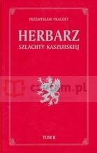 Herbarz szlachty Kaszubskiej tom 2 Pragert Przemysław