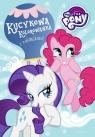 My Little Pony Kucykowa kolorowanka z naklejkami
