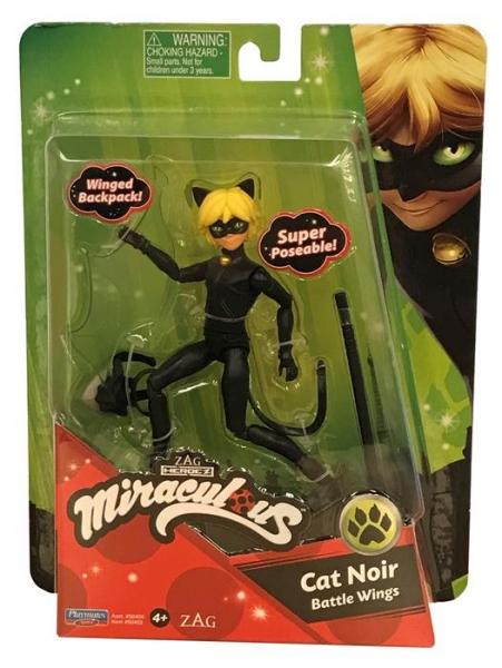Miraculous: Biedronka i Czarny Kot, Figurka Czarny Kot (50403)