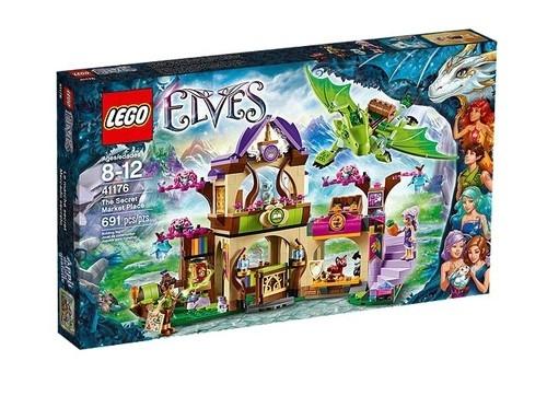 Lego Elves Sekretne targowisko (41176)