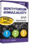 Repetytorium gimnazjalisty - język niemiecki (wydanie limitowane z tablicami przedmiotowymi)