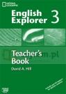 English Explorer 3 TB +3 CD-Audio David A. Hill