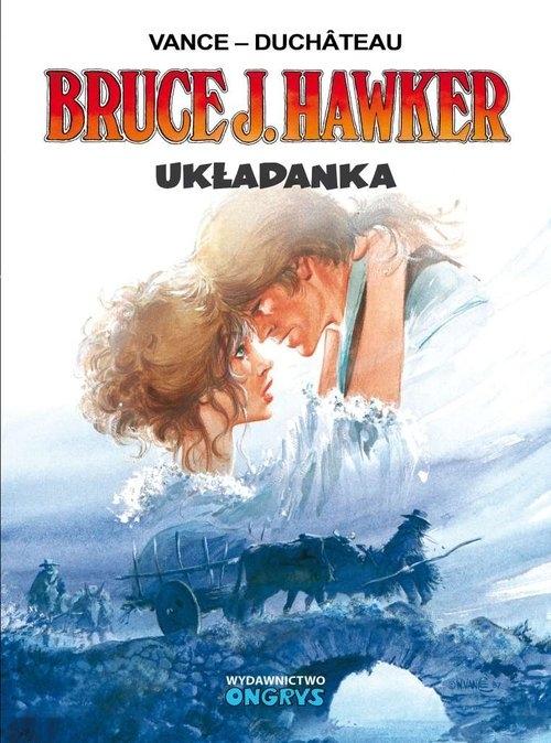 Bruce J. Hawker - Układanka Duchateau, Vance