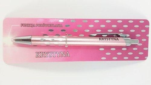 Świet(L)Nny Długopis - Krystyna