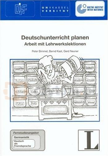 Deutschunterricht planen Peter Bimmel, Bernd Kast, Gerhard Neuner