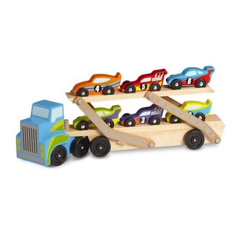 Wielka ciężarówka laweta (12759)