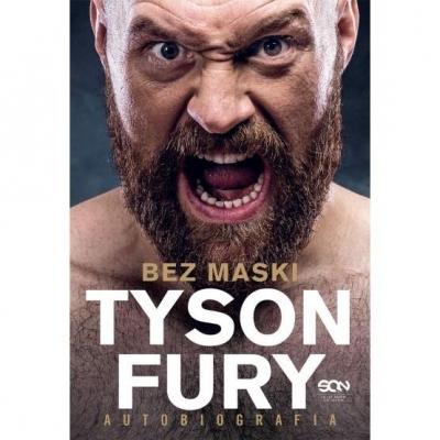 Tyson Fury. Bez maski Tyson Fury