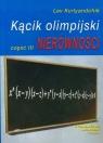 Kącik olimpijski Część 3 Nierówności Kurlyandchik Lev