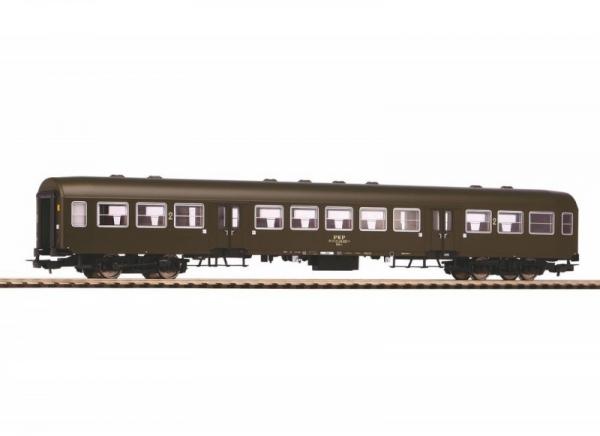 Wagon pasażerski 120A 2 KL PKP Lublin (96659)