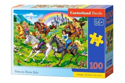 Puzzle Princess Horse Ride 100 (B-111053)