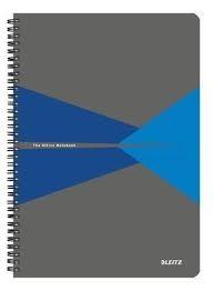 Kołonotatnik Leitz  A4# niebieski 46470035