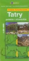 Tatry Polskie i Słowackie 1:50000