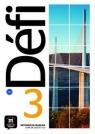 Defi 3 Podręcznik + CD w.francuska praca zbiorowa