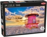 Miami Puzzle 500 elementów (53559)