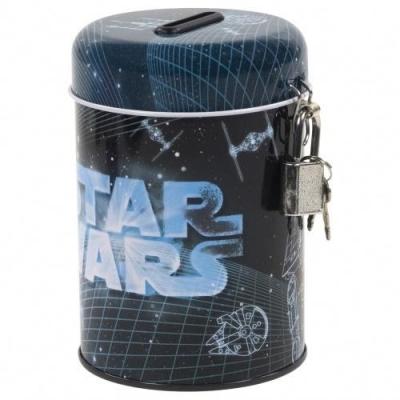 Skarbonka z kłódką Star Wars 17 DERFORM
